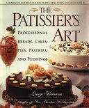 The Patissier s Art Book PDF