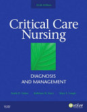 Cover of Critical Care Nursing