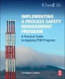 Implementing A Process Safety Management Program Book PDF