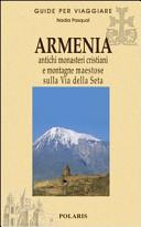 Guida Turistica Armenia e Nagorno Karabakh. Monasteri e montagne sulla via della seta Immagine Copertina