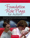 Foundation Role Plays for Autism Book PDF