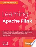 Learning Apache Flink