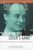 Winning the Loser s Game Book