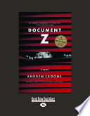 Document Z (Large Print 16pt)