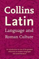 Latin Language and Roman Culture