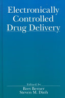 Electronically Controlled Drug Delivery Book