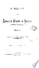 A Manual of the Reformed Church in America (formerly Ref. Prot. Dutch Church) 1628-1878