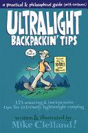 Ultralight Backpackin' Tips [Pdf/ePub] eBook