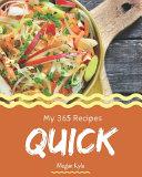 My 365 Quick Recipes