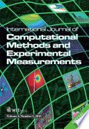 International Journal of Computational Methods and Experimental Measurements - Volume 3, Issue 1