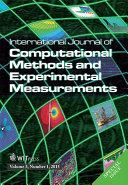 International Journal of Computational Methods and Experimental Measurements   Volume 3  Issue 1