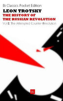 The History of the Russian Revolution Vol II