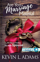 Are You Marriage Material Book