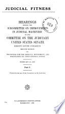 Judicial Fitness Book PDF