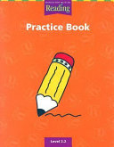 Houghton Mifflin Reading Practice Book