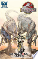 Jurassic Park  Dangerous Games  5 Book