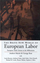 Pdf The Brave New World of European Labor Telecharger