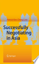 Successfully Negotiating in Asia