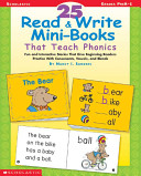 25 Read & Write Mini-Books That Teach Phonics
