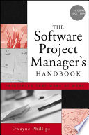 The Software Project Manager S Handbook Book PDF