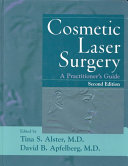 Cosmetic Laser Surgery Book