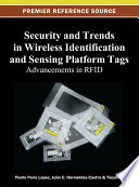 Security and Trends in Wireless Identification and Sensing Platform Tags  Advancements in RFID Book