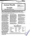 Animal Health Insight