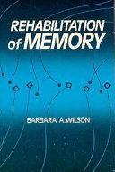 Rehabilitation of Memory Book