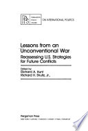 Lessons from an Unconventional War