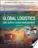 Global Logistics and Supply Chain Management Book