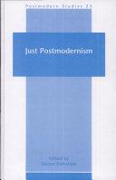 Just Postmodernism Pdf/ePub eBook