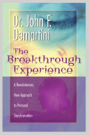 The Breakthrough Experience Book