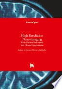 High Resolution Neuroimaging Book