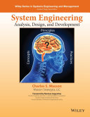 System Engineering Analysis, Design, and Development: Concepts, ...