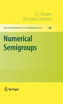 Pdf Numerical Semigroups Telecharger