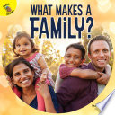 What Makes a Family?
