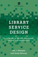 Library Service Design