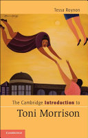 The Cambridge Introduction to Toni Morrison