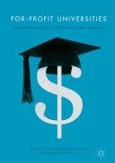 For-Profit Universities