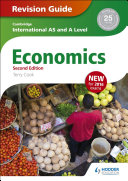 Books - AS And A Level Economics Revision Guide (2nd Edition) | ISBN 9781471847738