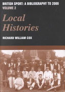 British Sport  Local histories