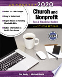 Zondervan 2020 Church and Nonprofit Tax and Financial Guide