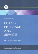link to Library programs and services : the fundamentals. in the TCC library catalog
