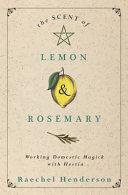 The Scent of Lemon & Rosemary Pdf/ePub eBook