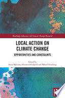 Local Action on Climate Change