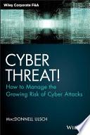 Cyber Threat  Book