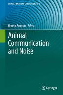 Animal Communication and Noise [Pdf/ePub] eBook