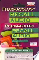 Pharmacology Recall Audio