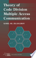 Theory of Code Division Multiple Access Communication Book