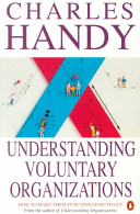 Understanding Voluntary Organizations